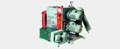 Innovative Two Stage High Vacuum Pumps